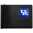 Kentucky Wildcats Leather Bill Clip Wallet